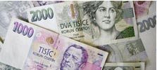 Home Trip Planner Czech Currency Overview