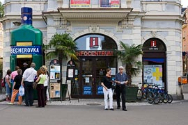 Karlovy Vary Information Center