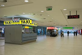 Taxi Prague Airport To Hotel