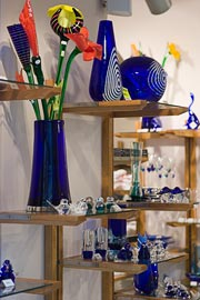 Czech Crystal and Glass Shops