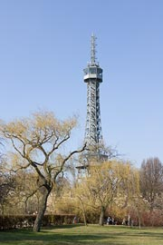 Petřín TV Tower, Prague