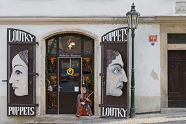 Prague Puppet Shop