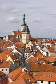 A View of Tábor