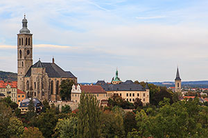 A View of Kutná Hora