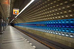 Prague Subway Mapinfo.Prague Metro Subway