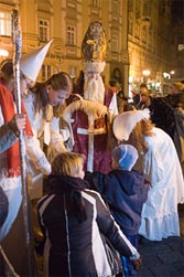 St. Nicholas Tradition in Prague